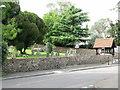 TL6730 : Great Bardfield churchyard by nick macneill
