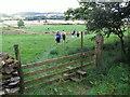 SD3883 : Stile near Grove Farm by Raymond Knapman