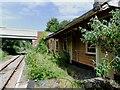 SM9438 : Abandoned railway station at Goodwick/ Wdig by Stefan Czapski
