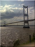ST5590 : Old Severn Crossing by Chris