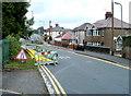 ST3090 : Pipe laying, Malpas, Newport by Jaggery