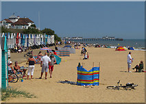 TM5075 : Southwold Beach by william
