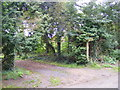 TM4466 : Footpath to Onners Lane by Geographer