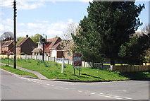 TQ8115 : Wheel Lane, Westfield by N Chadwick