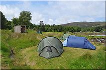 NM4099 : Kinloch Campsite by Ashley Dace