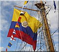 NS3075 : Gloria of Colombia by Andy Farrington