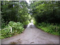 TM4466 : Church Road, Theberton by Adrian Cable