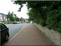 TQ3024 : South on Cuckfield High Street by Dave Spicer