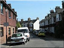 TQ4210 : Morris road by Rob Purvis