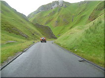 SK1382 : Winnats Pass by Anthony Parkes
