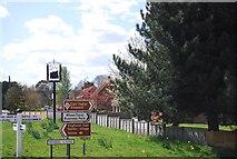 TQ8115 : Village sign, Westfield by N Chadwick