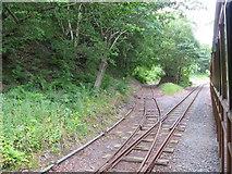 SH6505 : Quarry Siding, Talyllyn Railway by Gareth James