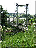 SD5193 : Kendal - Dockwray Footbridge by Dave Bevis