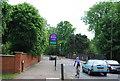 TQ2372 : Entering Merton, Wimbledon Park Side by N Chadwick