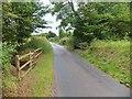 SS7601 : The stream bridge at Broomhill by David Smith