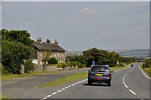 SX2099 : North Cornwall : The A39 by Lewis Clarke