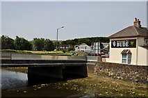 SS2006 : Bude : River Neet & Bridge by Lewis Clarke