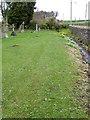 NZ0926 : Churchyard, The Church of St John the Evangelist by Maigheach-gheal