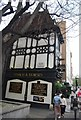TQ2880 : Coach and Horses, Bruton St by N Chadwick