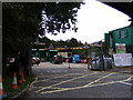TM4563 : Household Waste Centre by Geographer