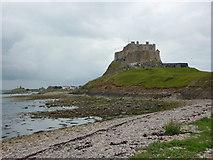 NU1341 : Lindisfarne Castle, Holy Island. by Alexander P Kapp