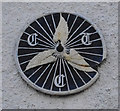 SD4798 : CTC sign, Staveley by Ian Taylor