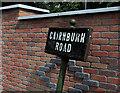 J3875 : Cairnburn Road sign, Belfast (2) by Albert Bridge