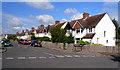 SP5307 : Bowness Avenue, Headington by Des Blenkinsopp