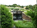 SE7744 : Walbut Lock on the Pocklington Canal by Ian S