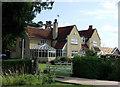 SK9063 : House on Stone Lane, Haddington by J.Hannan-Briggs