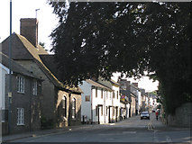 SO2956 : Duke Street, Kington  by Robin Stott