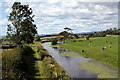SD5380 : The Lancaster Canal at Farleton by K  A