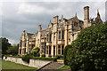 SP8382 : Rushton Hall by Richard Croft
