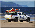 C8036 : RNLI Patrol vehicle, Portstewart by Rossographer