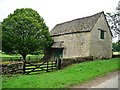 SP0712 : Coulsty Barn by Christine Johnstone