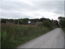 SD7656 : Entering Tosside from Bailey Lane by Philip Platt