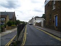 TQ7567 : Street scene in Chatham by Marathon