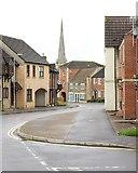 ST8558 : Duke Street, Trowbridge by Derek Harper
