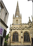 ST8558 : Church of St James, Trowbridge by Derek Harper
