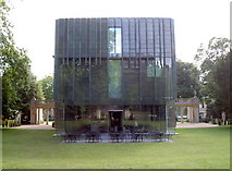 ST7565 : The new extension to Holburne Museum by Neil Owen