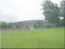 SE1537 : Windhill Recreation Ground - Crag Road by Betty Longbottom