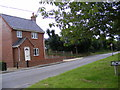 TM4160 : B1121 Aldeburgh Road & the footpaths to the Bridleway & B1069 Snape Road by Adrian Cable