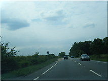 TL0637 : A507 looking west by Colin Pyle