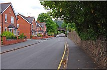 SO7845 : Clarence Road, Great Malvern by P L Chadwick