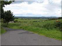 N5877 : Farmland north of the Corstown Road by Eric Jones