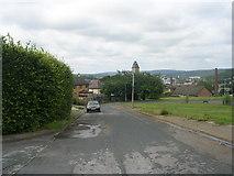 SE1537 : Samuel Way - viewed from Woodside by Betty Longbottom