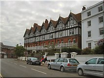 SU7682 : Apartments in Thameside - Henley by Paul Gillett