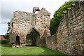 NT9239 : Etal Castle by David Robinson