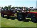 NX0660 : Massey Ferguson 35X and Trailer by Andy Farrington
