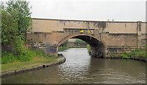 SJ8297 : Cornbrook Bridge 97 by Mike Todd